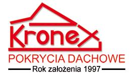 Kronex - Systemy dachowe